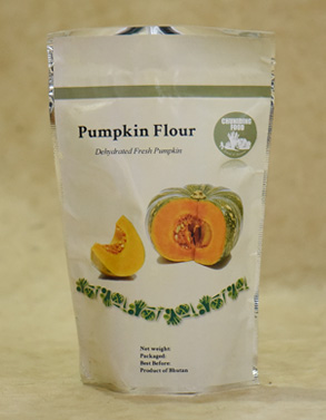 PumpkinFlour